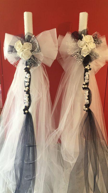 Orthodoxe Hochzeit, Lambades Gamou, Luminare