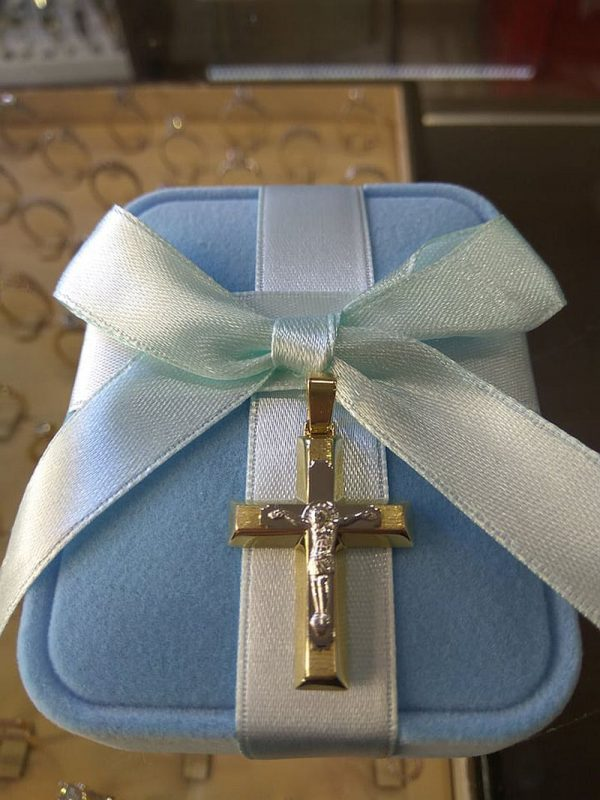 Orthodoxe Taufe-Taufkreuze