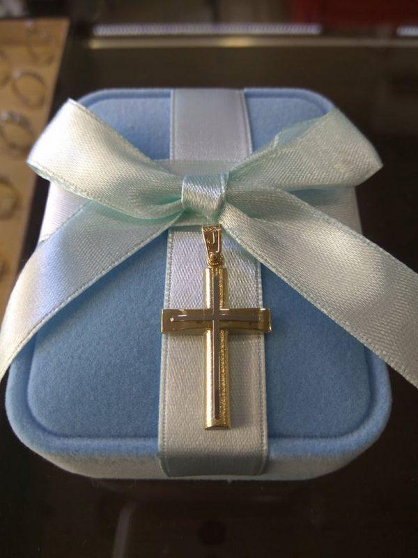 Kreuz für die orthodoxe Taufe