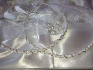 Griechische Hochzeit, Kranzet für die griechisch orthodoxe Hochzeit