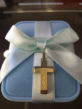 Griechisch-orthodoxe Taufe-Taufkreuze