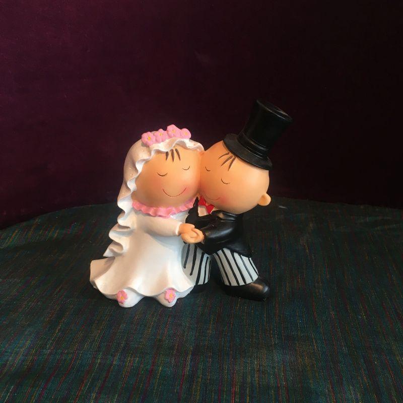Tanzendes Hochzeitspaar