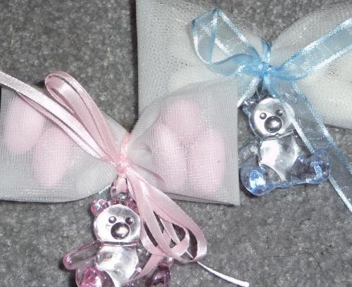 Bonboniere zur Geburt, Taufe, Babyshower
