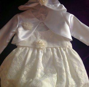 Elegante Taufkleider, Baby Kleider zur Taufe